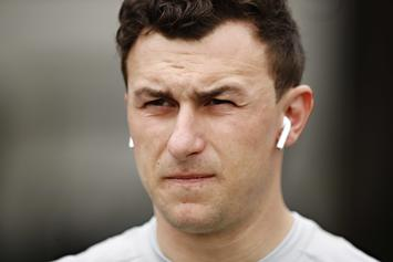 Johnny Manziel Is Simply Not Good Enough For The XFL, Says Commish
