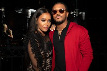 """Angela Simmons Questions Why Romeo's Ignoring Her On """"Growing Up Hip Hop"""""""