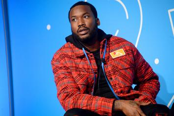 "Meek Mill Calls Out Companies For Exploiting Aspiring Artists With ""Slave Deals"""