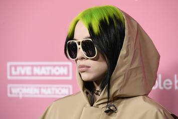 "Billie Eilish Says ""Bad Guy"" Was Inspired By JID & Isaiah Rashad"