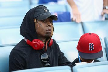Lil Wayne Is A Passenger On Private Jet Searched By Feds In Miami: Report