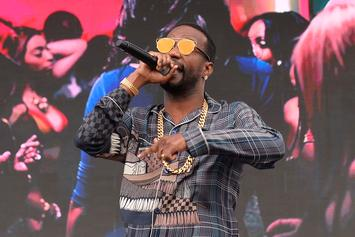 Juicy J Apologizes To Anyone He Might Have Influenced To Do Drugs