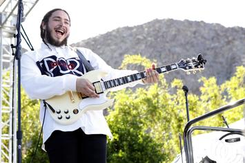 Post Malone Opens Up About His Acting Future & His New Face Tattoo