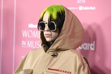 Billie Eilish Launches Sustainable Clothing Collection With H&M
