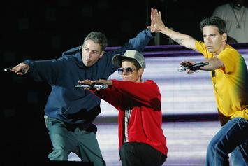 Beastie Boys Announce Upcoming Photo Compilation Book With Spike Jonze