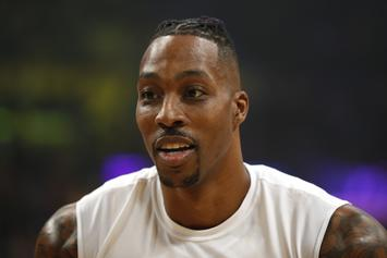 Dwight Howard Rewarded After Blistering Start With The Lakers