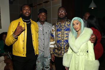 "Meek Mill Onboard With Cardi B's Plan To Move To Africa: ""I Made My Mind Up"""