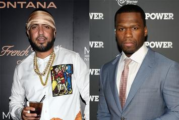 """French Montana Exposes 50 Cent Snitch Paperwork: """"This Beef Is Over"""""""