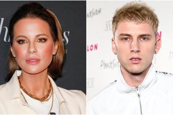 Kate Beckinsale Responds To Reports That She's Coupled Up With Machine Gun Kelly