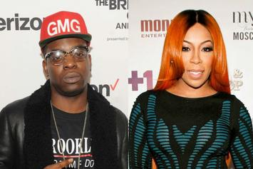 """K. Michelle Responds To Uncle Murda's Diss: """"That's Clown Sh*t To Me"""""""