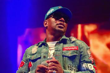 """Cam'ron Reflects On Suge Knight Standoff: """"It Was A Street Situation"""""""