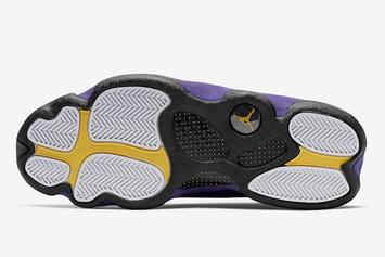 "Air Jordan 13 Releasing In Colorful ""Playground"" Design: First Look"