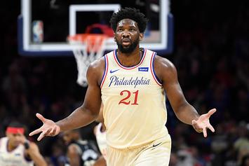 Is This Joel Embiid's Under Armour Signature Sneaker?