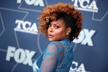 "Taraji P. Henson Claps Back At 50 Cent's ""Empire"" Jabs: ""It's Embarrassing"""