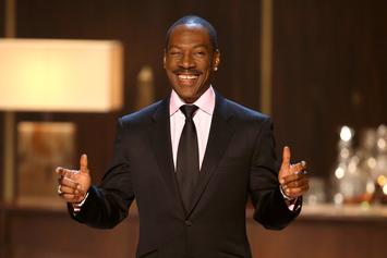 """Eddie Murphy Was Stealing Hubcaps & Close To Getting Fired His 1st Year With """"SNL"""""""