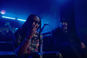 """Carnage Turns Up With Tyga, OhGeesy, & Takeoff In New """"Hella Neck"""" Video"""