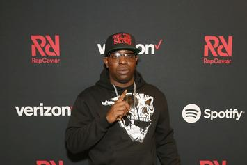 "Uncle Murda In Awe Of Lizzo's Gold Bikini Thirst Trap, Adds ""Rap Up 2019"" Bars To Clip"