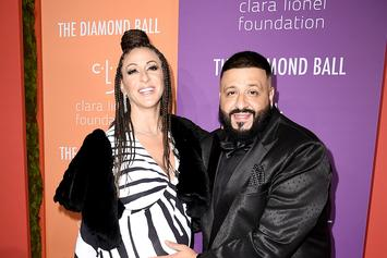 """DJ Khaled Is On """"Major Baby Watch Alert"""" As Wife Expected To Give Birth Any Day Now"""