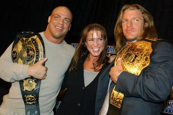 WWE's Kurt Angle Gives His Mount Rushmore Of Pro Wrestlers