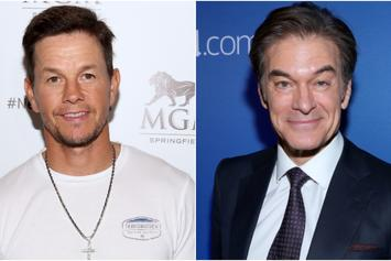 Mark Wahlberg & Dr. Oz Go Public With Their Feud On Importance Of Eating Breakfast