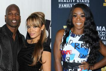 Chad Ochocinco Co-Hosts Event With OG Chijindu Amid Her Feud With Evelyn Lozada
