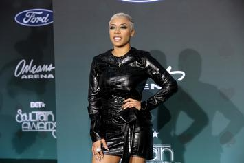 Keyshia Cole Reveals That Her Mother Has Checked Into A Rehab Facility