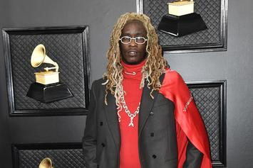 Young Thug Lands In Hospital Again For Unknown Reasons