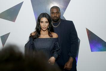 Kanye & Kim West Explain Design Of Los Angeles Mansion & Favourite House Guest