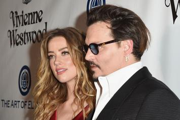 """Amber Heard Admits To """"Hitting"""" Johnny Depp In Leaked 2015 Audio Recording"""
