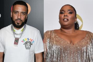 "French Montana Officially Declares Lizzo ""Wifey"" On Instagram"