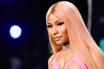 "Nicki Minaj Previews New Track: ""Yikes, You A Clown You Do IT For Likes"""
