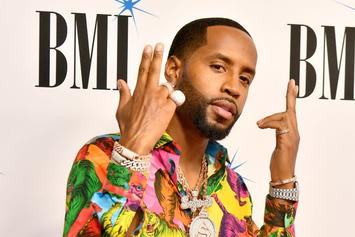 "Safaree Samuels Calls Out ""Parasites"" While Fake Quitting The Industry"