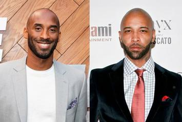 Joe Budden Shares Snippet Of Unreleased Kobe Bryant Rap Sent To Him By Shaq