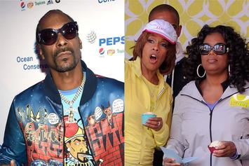 Snoop Dogg Takes After 50 Cent, Tears Apart Oprah & Gayle King