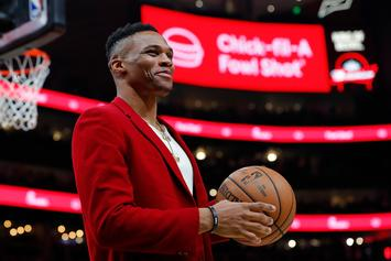 Russell Westbrook Dedicates 41-Point Game To Kobe Bryant: Watch