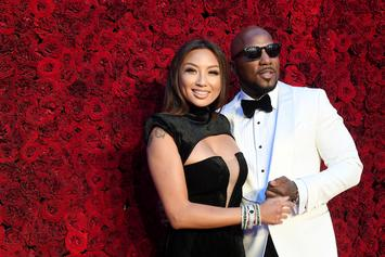 Jeezy & Jeannie Mai Continue NYFW Date Week Hand In Hand