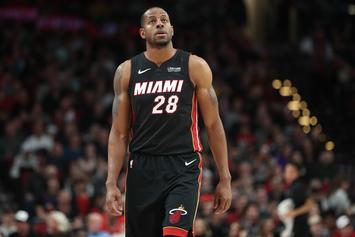 Andre Iguodala Comments On His First Game With The Miami Heat