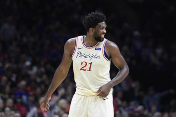 Joel Embiid Speaks On His Love-Hate Relationship With Sixers Fans