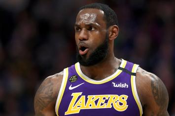 LeBron James Gives Dwight Howard & Alex Caruso The King's Co-Sign