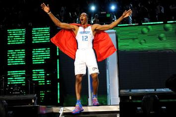 Dwight Howard Matches NBA Stars With Superhero Alter Egos: Watch