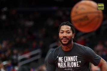Derrick Rose's Magical Career Revival: A Rose Is Still A Rose
