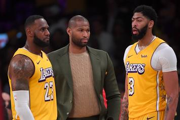 Lakers Plan To Waive Former All-Star DeMarcus Cousins: Report