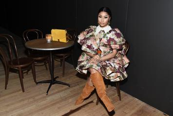 Nicki Minaj Responds To Pregnancy Rumours