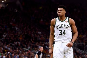 Giannis Antetokounmpo Responds To James Harden's Comments