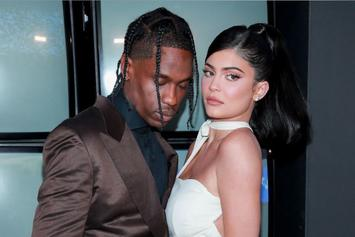 Kylie Jenner Sparks Reconciliation Rumors With Travis Scott Photo