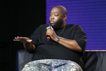 Killer Mike Campaigns For Bernie Sanders In South Carolina