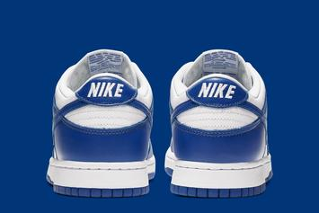 """Nike Dunk Low """"Kentucky"""" Officially Unveiled: Release Details"""