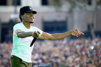 """Chance The Rapper In Talks To Join """"Sesame Street"""" Movie"""