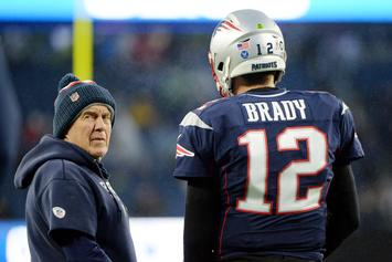 Tom Brady & Bill Belichick Have Unproductive Talk Before Free Agency