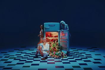 """Machine Gun Kelly Drops Neon Visuals For """"Why Are You Here"""""""